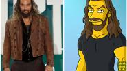 Zo zal 'Game Of Thrones'-ster Jason Momoa eruit zien in 'The Simpsons'