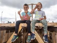 Smerdiekse jeugd heeft vlak voor het einde van de vakantie nog lol bij Jeugdland