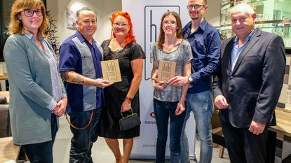 'Handmade In Belgium'-label voor John Sewing en Bakkerij David