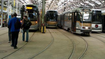 Metrolijn 1 onderbroken tijdens weekend