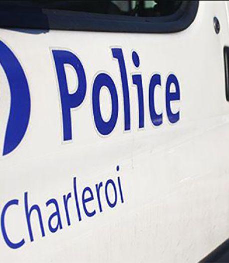 """Des arrachages de chaîne à Charleroi: """"Elle s'est cognée la tête contre une borne"""""""