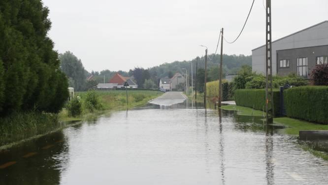 """""""In 1 uur tijd viel hoeveelheid neerslag die normaal in heel juni valt"""": burgemeester blikt terug op zware wateroverlast in Sint-Gillis-Waas"""