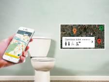 Zeven openbare toiletten - en straks nog meer - in Druten