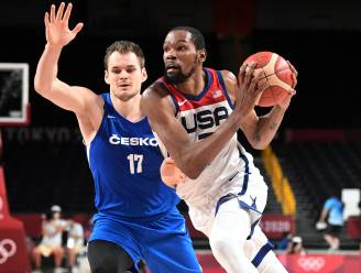 'KD' blaast Team USA leven in: all-time scorerecord voor Kevin Durant, dinsdag wacht Spanje in kwartfinales