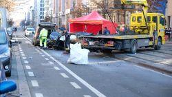 Dode bij spectaculair verkeersongeval in Sint-Gillis