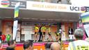 Ploegenpresentatie op de Markt in Gennep