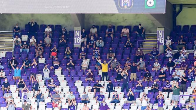 Dit seizoen nog publiek in de stadions? Pro League dringt aan op gedeeltelijke heropening