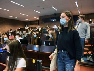 Ook KU Leuven start in code groen, maar mondmasker blijft verplicht