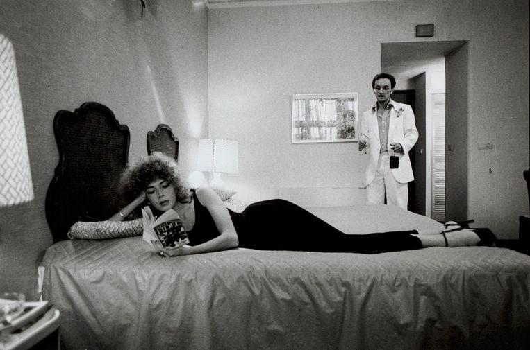 Het zwart-witte Amsterdam uit Dirty Picture. Beeld EYE Film Instituut Nederland