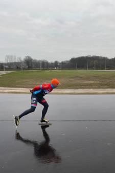 Schaatsbaan Winterswijk kan niet open: te weinig ijs