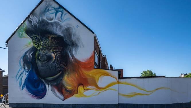 Prachtige muurschildering geeft al voorsmaakje van nieuwe editie Viewmasters
