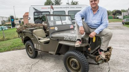 Battlefieldgids leidt je rond in Willys Jeep