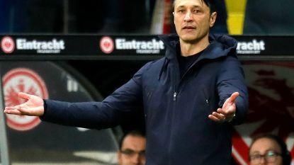 Bayern zet coach Kovac aan de deur daags na 5-1-verlies in Frankfurt