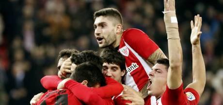 Bilbao wint in blessuretijd eerste duel sinds ontslag Berizzo