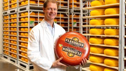 """Kaasmakerij Flandrien investeert miljoen euro in extra rijpingszaal: """"De productie is met 29% gegroeid, we moeten wel uitbreiden"""""""