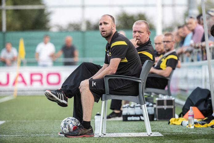Kevin Jeurissen wordt de nieuwe trainer van DVC'26.