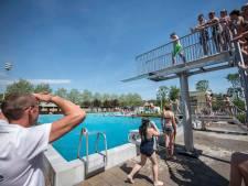 Spelletjesdag in zwembad Kloosterzande