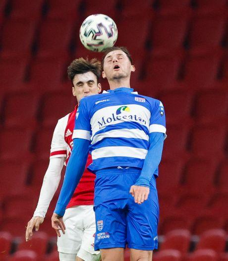 De Graafschap huurt Leemans van PEC Zwolle