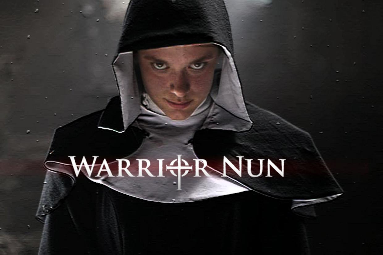 'Warrior Nun' Beeld Netflix