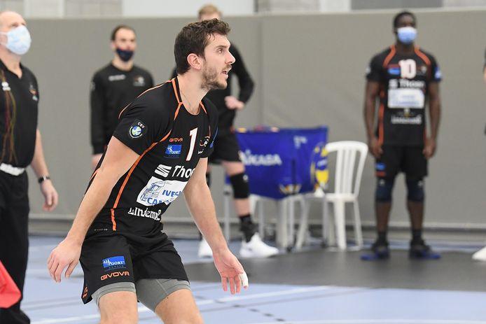 François Lecat maakt zich sterk speelklaar te zijn voor de competitiestart, maar beseft dat hij zich opnieuw zal moeten bewijzen.