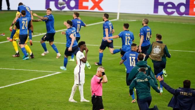 Saka nam nog nooit een penalty: 'Verlegen jochie mag je nooit met zoveel verantwoordelijkheid opzadelen'
