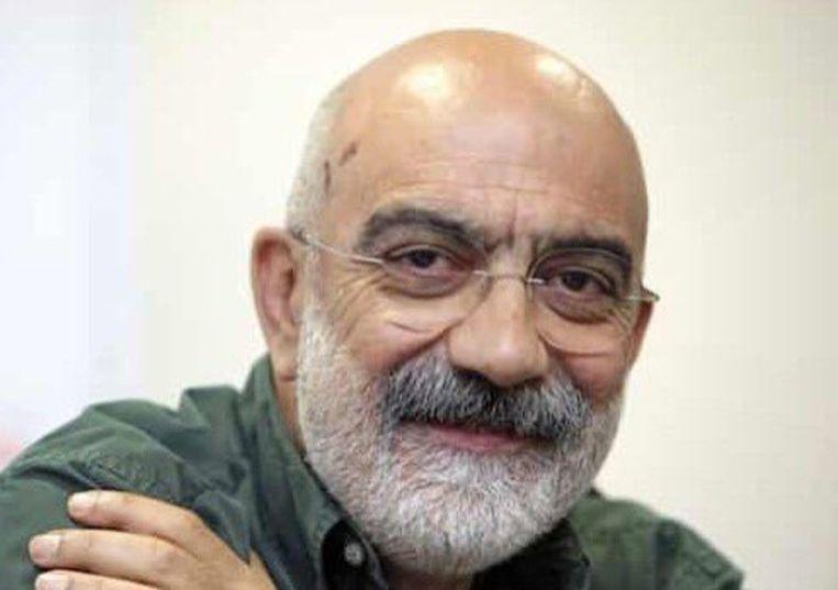 Ahmet Altan Beeld Twitter