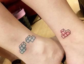 Zien: de creatiefste matching tattoos voor hippe koppels