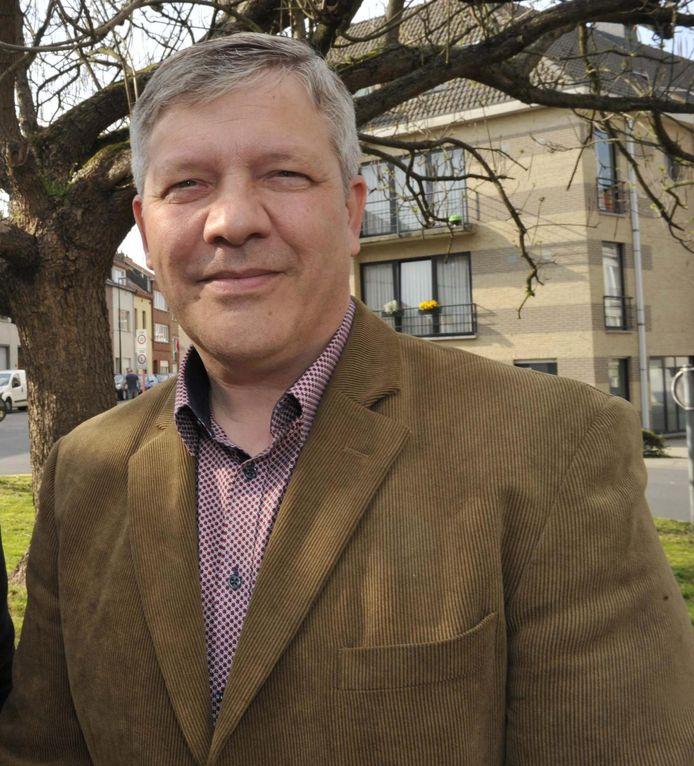 Jan Anciaux, voorzitter N-VA Vilvoorde./