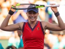 Spaanse Paula Badosa pakt eindzege bij debuut op Indian Wells