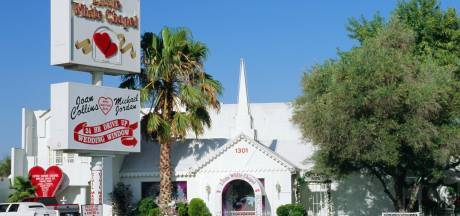 La chapelle où se sont mariés Britney Spears et Michael Jordan est à vendre