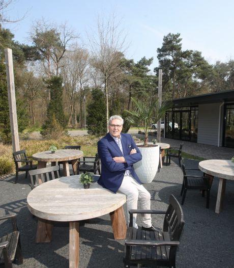 Henk Krol begint bed and breakfast in de bossen: 'Mijn specialiteit? Allerlei soorten eitjes'