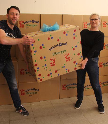 Verrassend Eibergen Box slaat aan: uitverkocht succesnummer wordt in 550-voud rondgebracht