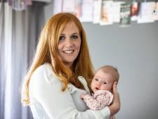 Baby Mirthe kwam in drukte van Twentse geboortegolf: 'De zorg díe we kregen, was fantastisch'