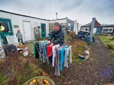 Noodwoningen Ecodorp Boekel gaan in de verkoop