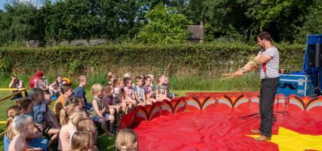 Circus Snor doet het deze zomer zonder tent