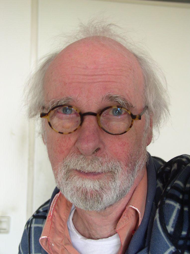 Tjeerd-Willem de Jong Beeld