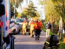 Overleden man (54) aangetroffen in water in Molenaarsgraaf