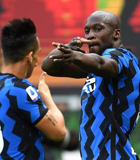Un but, un assist: Lukaku une nouvelle fois décisif pour l'Inter