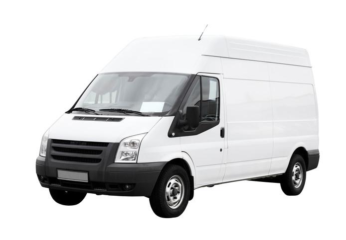 Bij criminele vondsten zijn relatief vaak witte busjes of vrachtwagentjes betrokken.