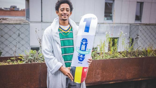 """Gentenaar Kevin (32) wint Belgisch Kampioenschap skateboarden: """"Op mijn elfde won ik mijn eerste wedstrijd"""""""