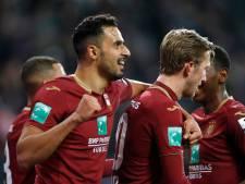 Nacer Chadli dit adieu à Anderlecht