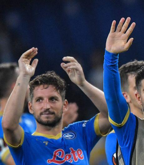Titularisation et victoire pour Mertens, Denayer et Lyon renversants, Januzaj enchaîne avec la Sociedad