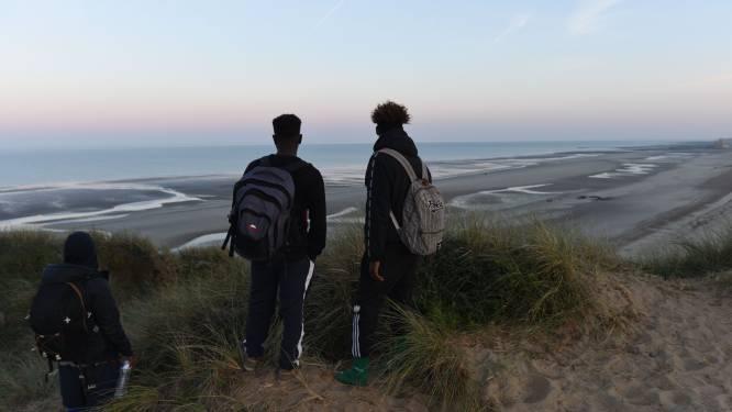 71 migranten gered voor Franse kust
