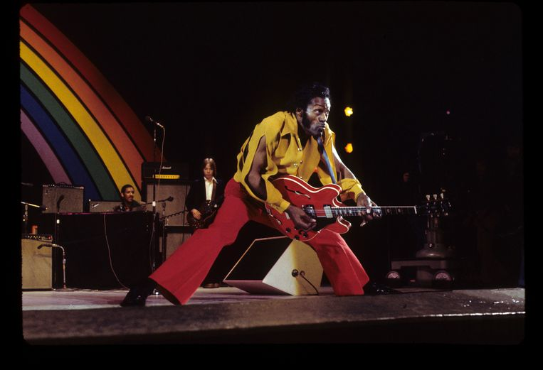 Chuck Berry, 1974 Beeld Walt Disney Television via Getty