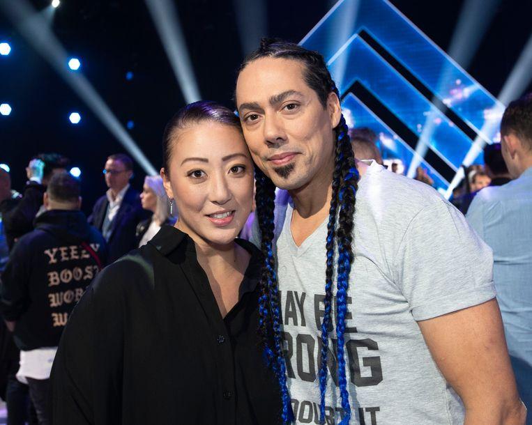 'Dancing with the Stars'-jurylid Michel Froget vormt een koppel met danseres-choreografe Min Hee Bervoets. De twee hebben ook een zoontje samen, Max.