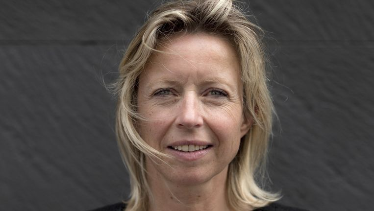 Kasja Ollongren, locoburgemeester en wethouder van Amsterdam. Beeld Mike Roelofs