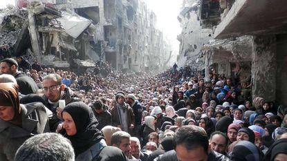 '#WithSyria', grootste actie tegen de oorlog tot nu toe