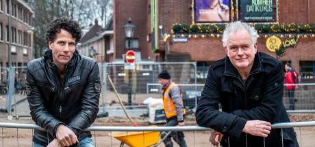 Archeoloog Herre (53) ontdekte al fietsend brokstukken van middeleeuwse Tolsteegpoort