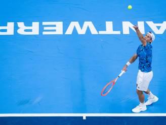 Sinner en Schwartzman spelen finale European Open in Antwerpen