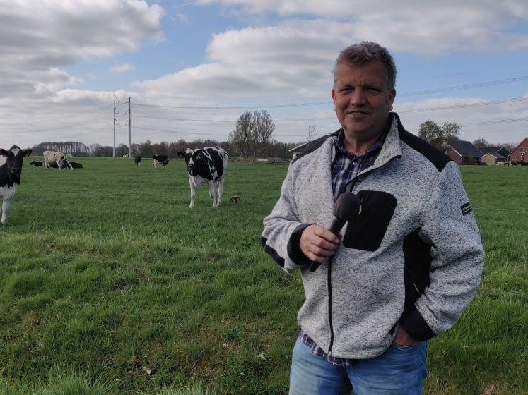Gerrits Weekend Weerproat: 'Ideaal weer veur de koeien'